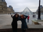 Coo at the Louvre!
